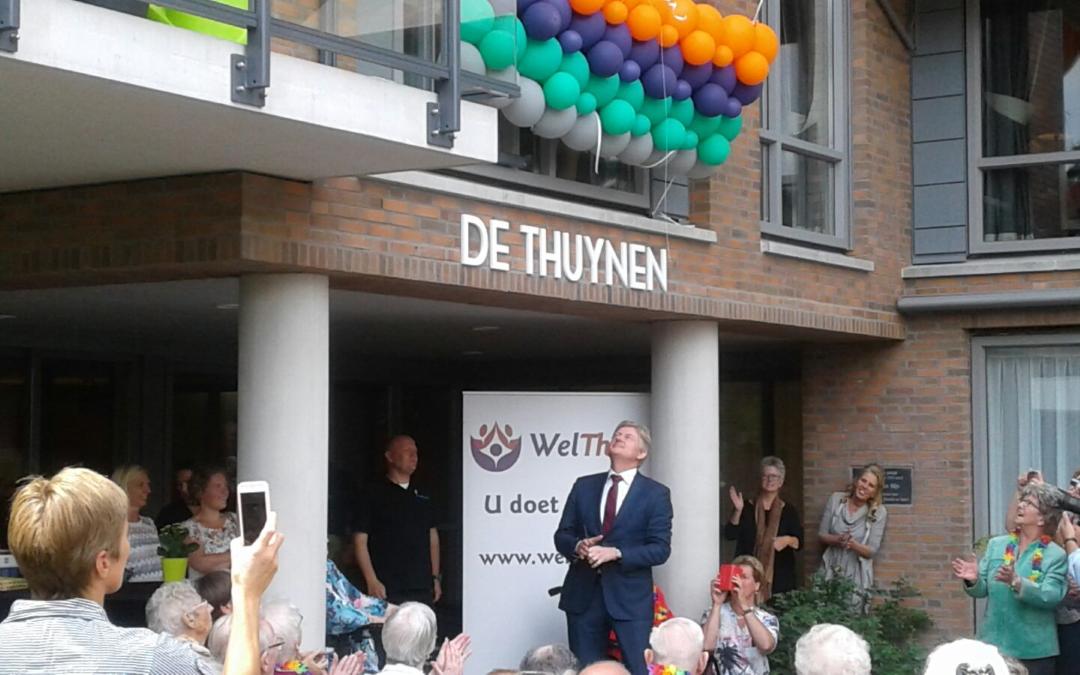 Nieuwe WelThuis locatie De Thuynen geopend