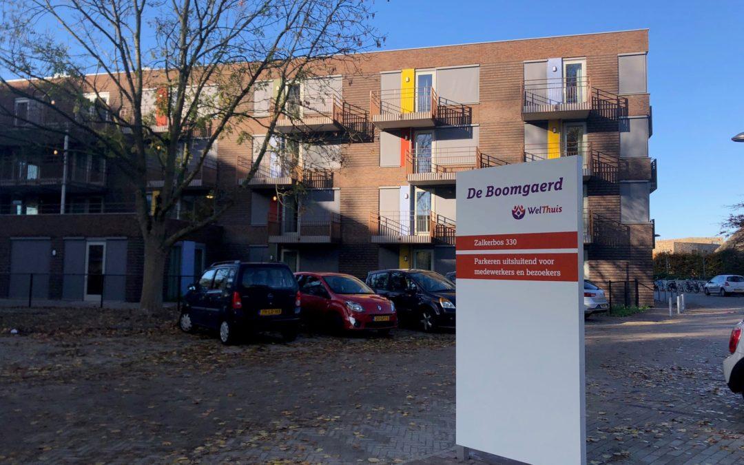 WelThuis De Boomgaerd in Zoetermeer in gebruik genomen