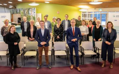 Eerste hbo-studenten Campus Gouda gestart!