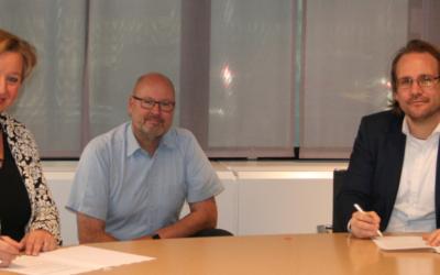 Voorgenomen bestuurlijke fusie tussen Stichting De Zevenster en WelThuis