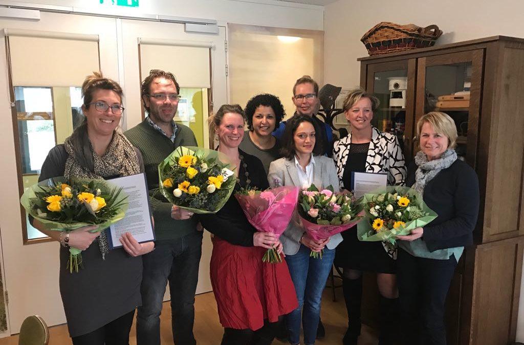 De Lindewaard en Huisartsenpraktijk Linschoten tekenen samenwerkingsovereenkomst