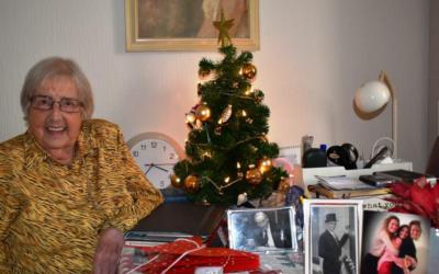 Mevrouw Van den Berg (91): 'Er vallen mensen weg maar ik sluit ook nieuwe vriendschappen'