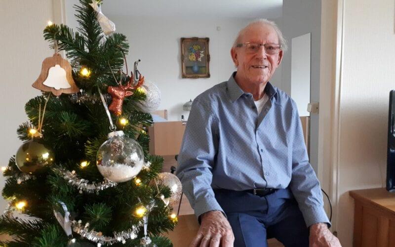 """Meneer Heijkoop (93) woont samen met zijn vrouw in De Morgenster: """"Je maakt er zelf wat van"""""""
