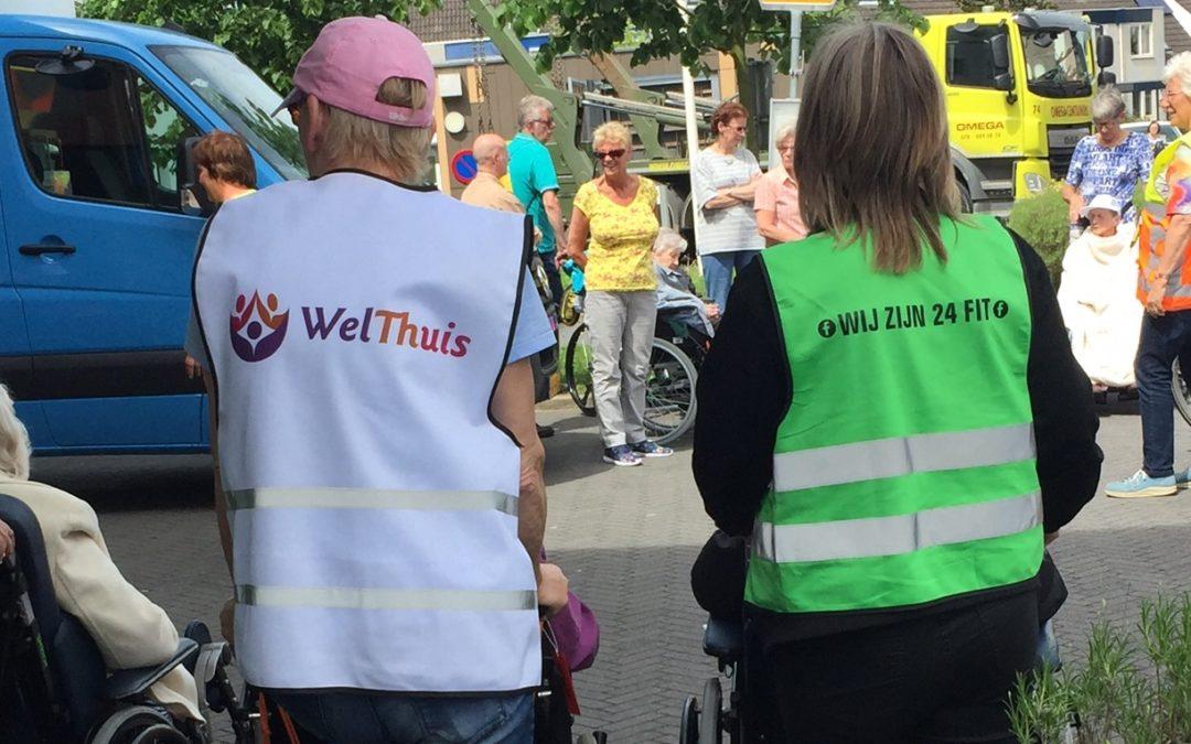 Vrijwilligers gezocht voor Rolstoelvierdaagse 2018 in Zoetermeer